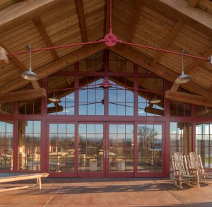 how to incorporate steel in a timber frame - steel tie rod