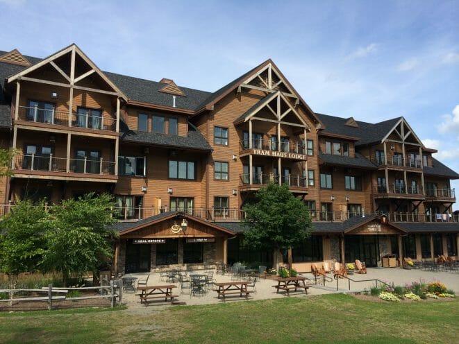 public timber frames to visit jay peak resort