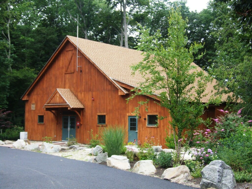 public timber frames to visit new hampshire
