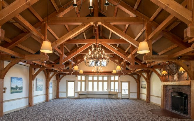 public timber frames to visit vermont lodge