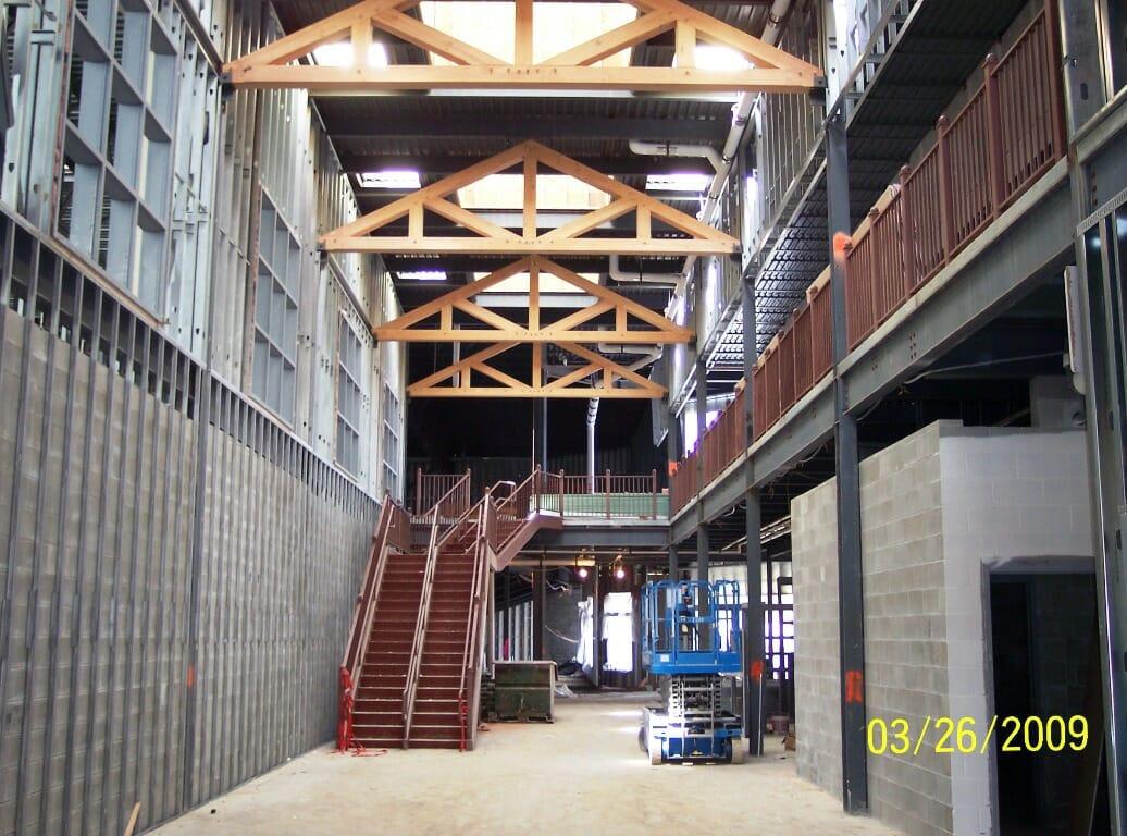 public timber frames westbrook