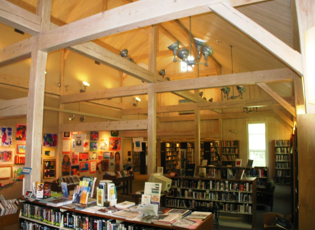 public timber frames you can visit cornwall library