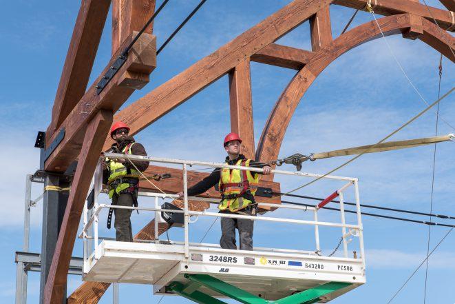 Timber Framing vs. Post and Beam Construction