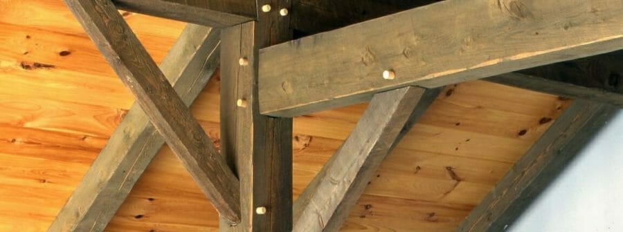 Timber Frame Joinery Details