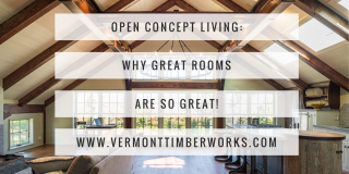 Open Concept Living: Why Great Rooms are so Great Blog Post