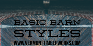 Basic Barn Styles Blog Post