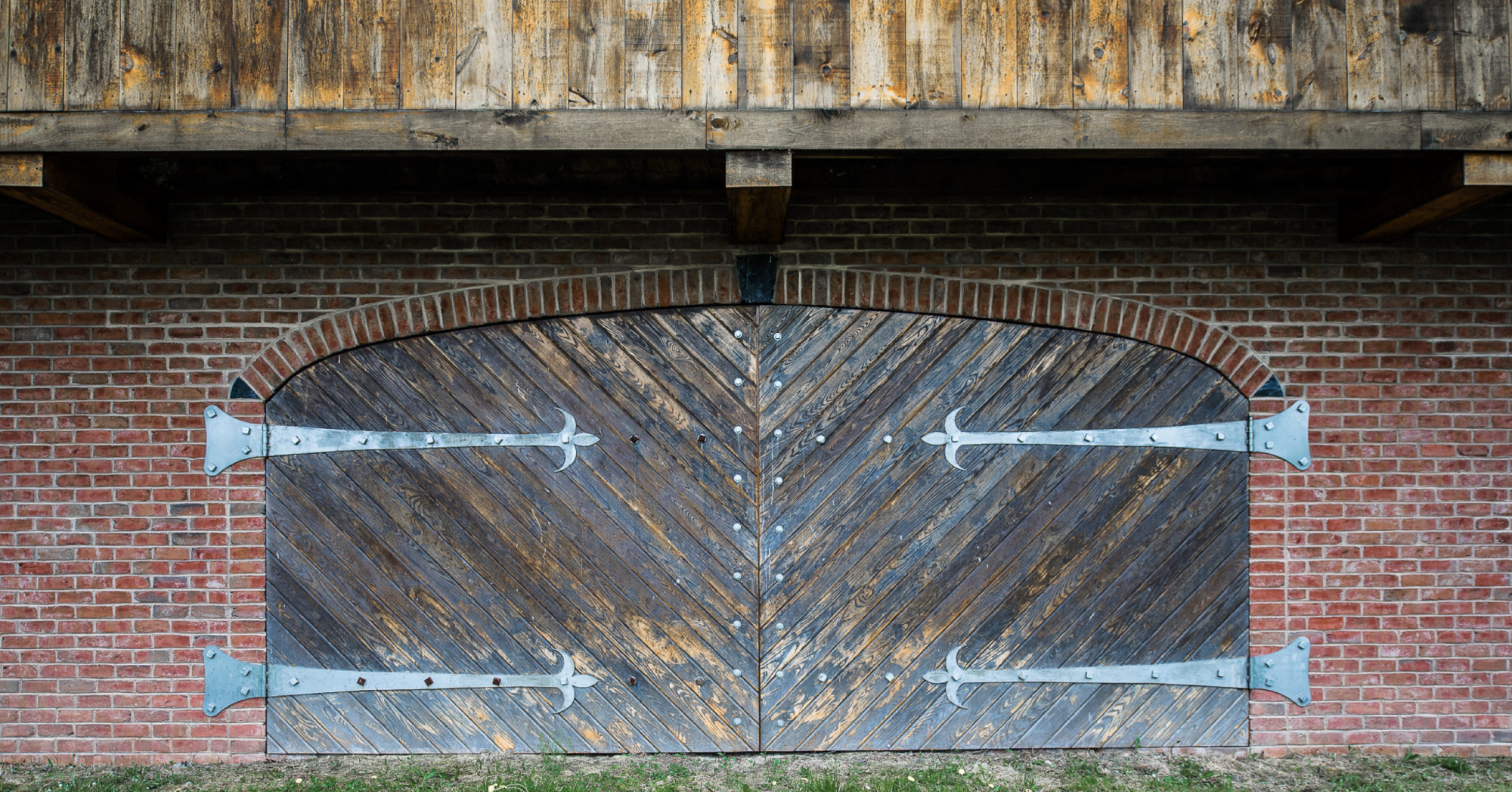 Barn Door. Rich Barn