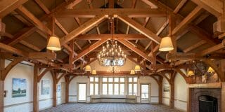 Can a Hammer Beam Design Support a Hipped Roof?