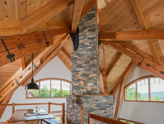 How Can You Correct Truss Uplift In A Vaulted Ceiling