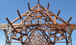 St. Michael's Timber Frame Church