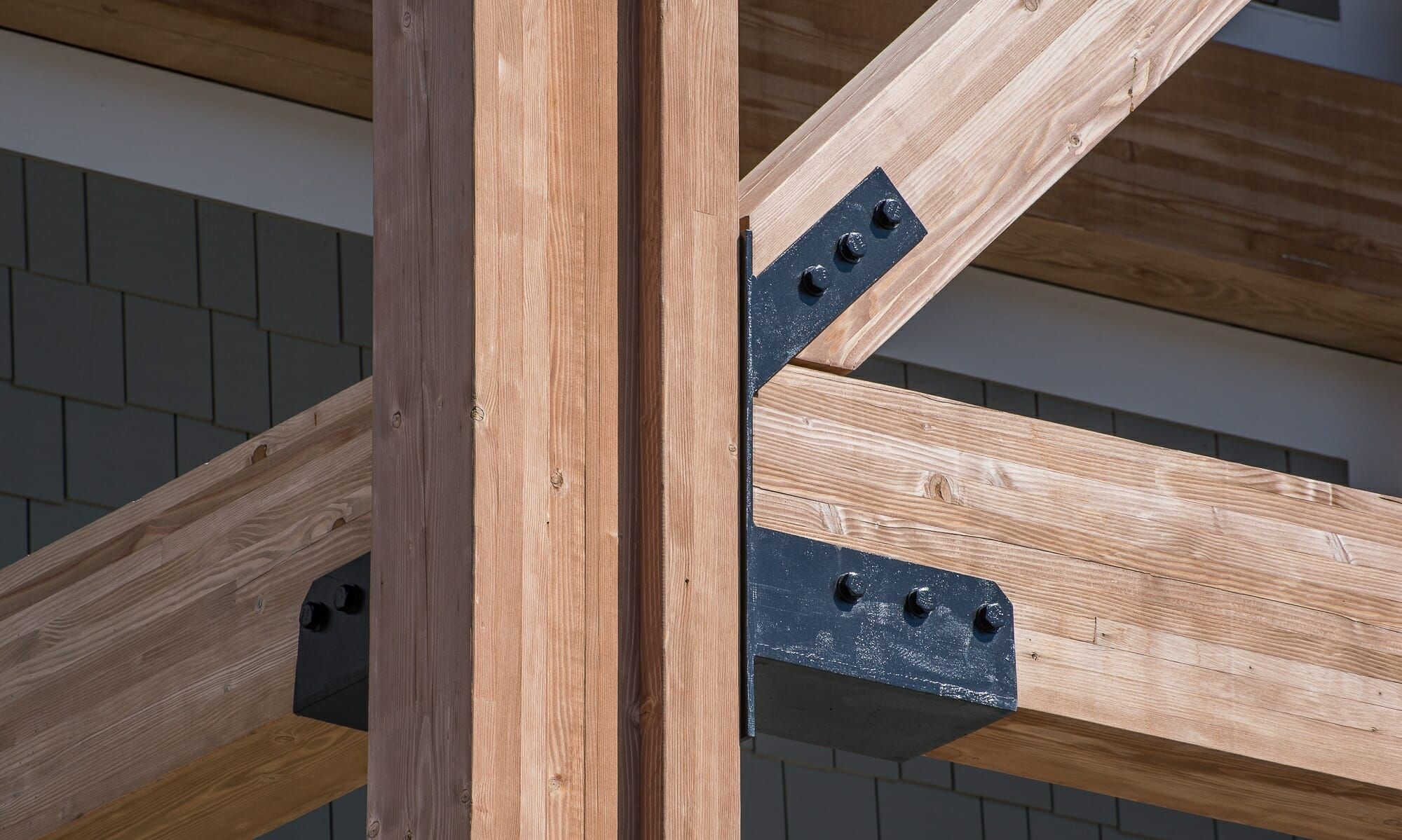 Steel Plate an Timber Joinery Details
