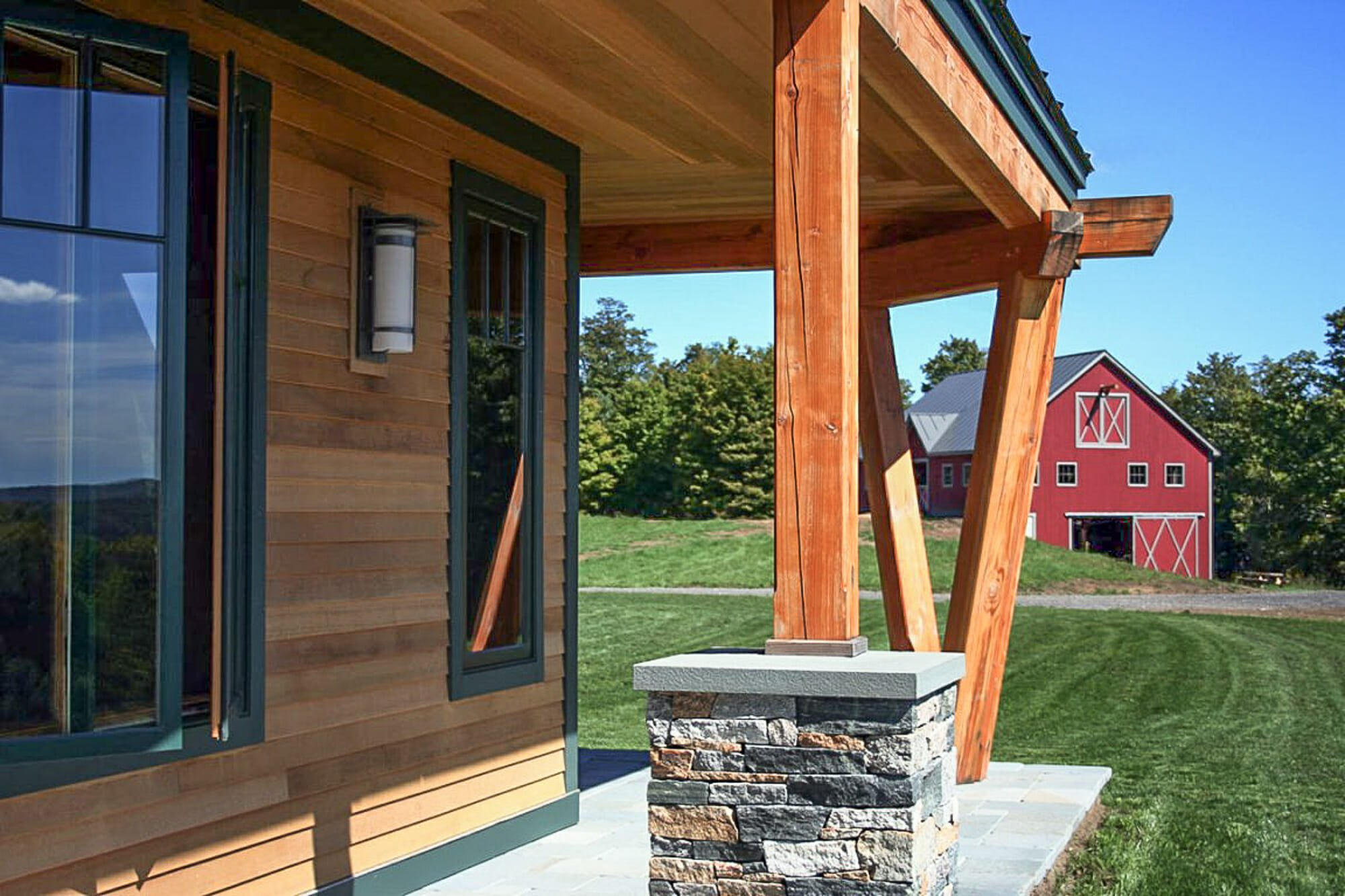 Post Bases for Timber Frames and Post and Beam Buildings