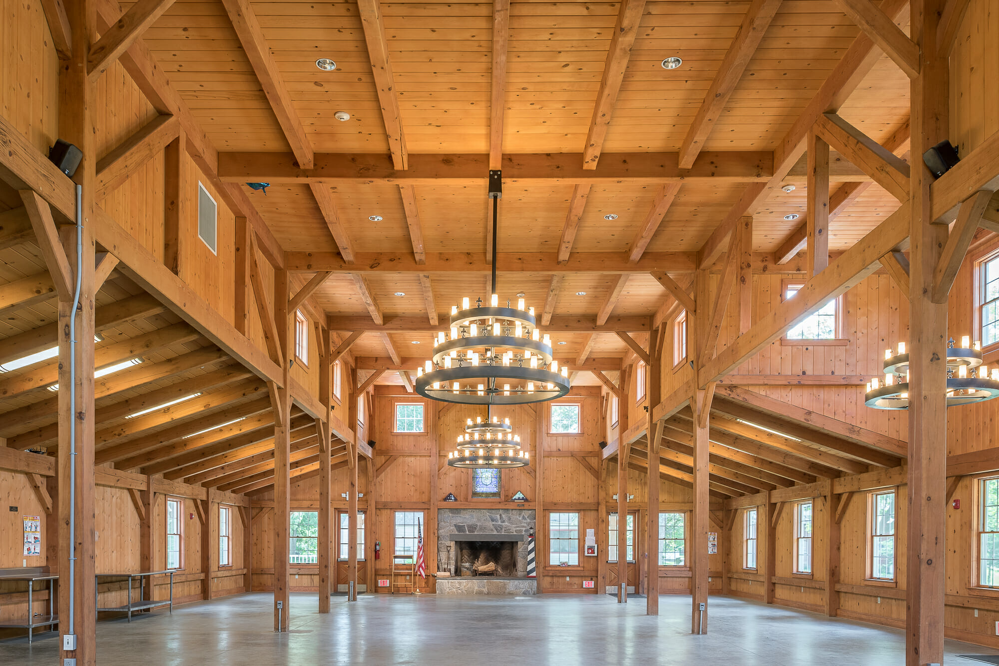 Timber Frame Design Post And Beam Design
