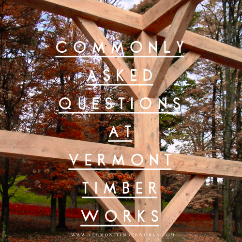 Common Questions about VTW answered on our blog.
