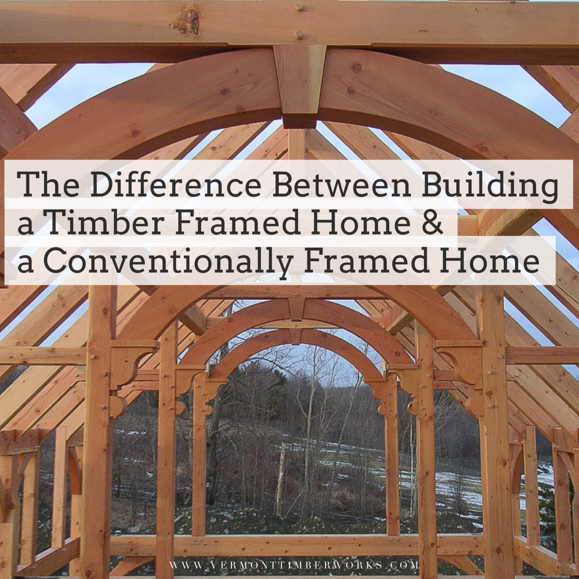 Frame vs Convention Blog – Vermont Timber Works