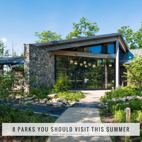 8 Parks with Timber Frames You Should Visit This Summer