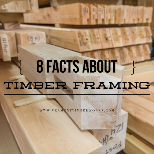 8 Facts About Timber Framing Blog Post