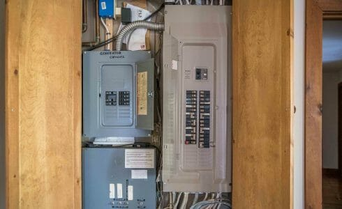 Electrical and Generator Panels